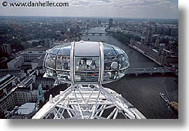 cities, england, english, europe, ferris, ferris wheel, horizontal, london, south, united kingdom, wheels, photograph