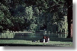 cities, couples, england, english, europe, horizontal, hyde, hyde park, london, park, united kingdom, photograph