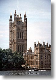 cities, england, english, europe, london, parliament, tugboat, united kingdom, vertical, photograph