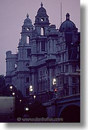 buildings, cities, dusk, england, english, europe, london, streets, united kingdom, vertical, photograph