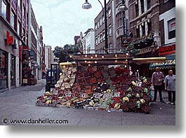 cities, england, english, europe, fruits, horizontal, london, stands, streets, united kingdom, photograph