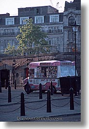 cities, cream, england, english, europe, ice, london, streets, trucks, united kingdom, vertical, photograph