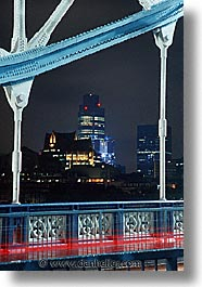 bridge, cities, england, english, europe, london, nite, tower bridge, towers, united kingdom, vertical, photograph