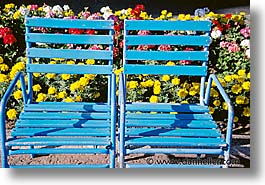 blues, cannes, chairs, europe, france, horizontal, photograph