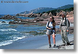 bea, corsica, europe, france, horizontal, jills, wt people, photograph