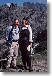 corsica, europe, france, jane, phil, vertical, wt people, photograph