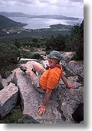 corsica, europe, france, richard, vertical, wt people, photograph