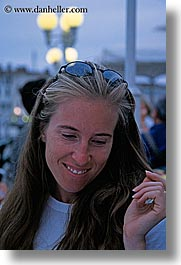 europe, france, ile de re, jills, smiling, vertical, photograph