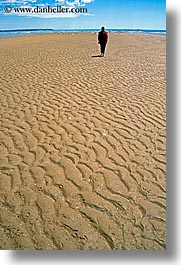 beaches, europe, france, la baule, sand, vertical, walking, photograph