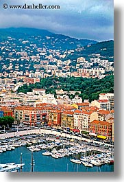 boats, europe, france, harbor, nice, vertical, photograph