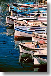 boats, europe, france, nice, old, vertical, wooden, woods, photograph