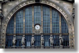 buildings, europe, france, gare du nord, horizontal, paris, photograph
