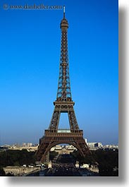 buildings, eiffel tower, europe, france, paris, structures, towers, vertical, photograph