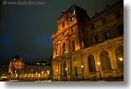 europe, france, glasses, horizontal, louvre, materials, nite, paris, photograph
