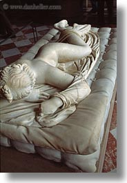 europe, france, hermaphrodite, louvre, paris, sleeping, vertical, photograph