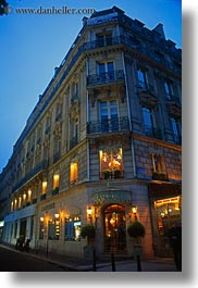 europe, france, laduree, nite, paris, saint germaine, vertical, photograph