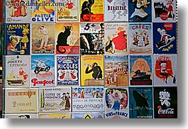 aix en provence, arts, colorful, colors, europe, france, french, horizontal, paintings, postcards, provence, photograph