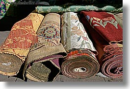 aix en provence, colorful, colors, europe, fabrics, france, horizontal, provence, photograph