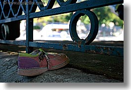 aix en provence, childs, europe, france, horizontal, provence, shoes, photograph