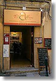 aix en provence, europe, france, provence, stores, vertical, photograph