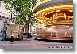 avignon, carousel, europe, france, horizontal, provence, photograph