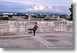 avignon, europe, football, france, horizontal, provence, photograph