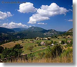 castellane, clouds, europe, france, horizontal, nature, provence, scenics, sky, photograph
