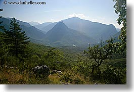 castellane, europe, france, horizontal, mountains, provence, scenics, valley, photograph