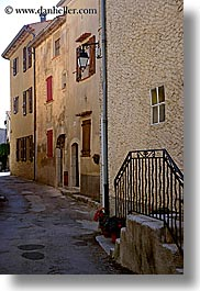 castellane, europe, france, old, provence, streets, towns, vertical, photograph