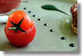 colors, europe, foods, france, horizontal, provence, red, tomatoes, photograph