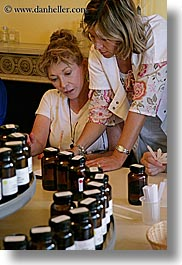 europe, france, grasse, mixing, molinard, people, perfumerie, perfumes, provence, vertical, womens, photograph