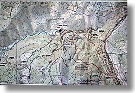 biological, europe, france, hiking, horizontal, map, provence, reserve, photograph