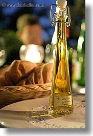 bottles, europe, france, moulin de camandoule, nite, oils, olives, provence, vertical, photograph