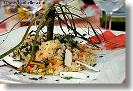 Foods france horizontal lunch moustiers provence rice st marie