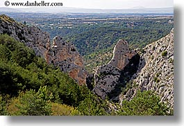 europe, france, grand, horizontal, moustiers, overlook, provence, scenics, st marie, photograph