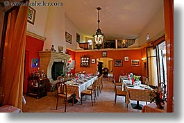 europe, france, horizontal, interiors, provence, restaurants, photograph