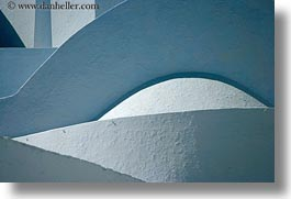 abstracts, amorgos, arts, blues, colors, europe, greece, horizontal, stucko, walls, photograph