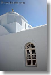 amorgos, churches, europe, greece, vertical, white wash, windows, photograph
