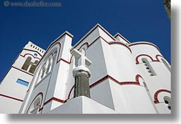 amorgos, churches, europe, greece, horizontal, tholaria, white wash, photograph