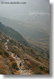 amorgos, europe, greece, hiking, mountains, paths, scenics, vertical, photograph