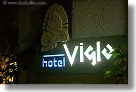 amorgos, europe, greece, horizontal, hotels, signs, viglo, photograph