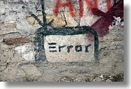 arts, athens, error, europe, graffiti, greece, horizontal, photograph