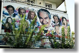 arts, athens, billboards, campaign, europe, greece, greek, horizontal, people, photographic image, political, womens, photograph