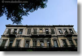athens, buildings, europe, greece, horizontal, tall, windows, photograph