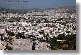 athens, cityscapes, crowds, europe, greece, horizontal, viewing, photograph