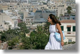 athens, cityscapes, dresses, europe, greece, horizontal, white, womens, photograph