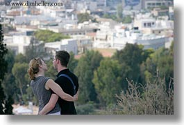 athens, couples, emotions, europe, greece, horizontal, people, romantic, photograph