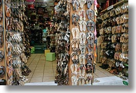 athens, europe, greece, horizontal, sandals, shops, stores, womens, photograph