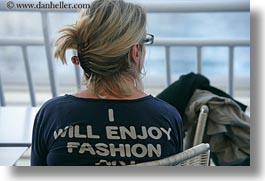 blonds, clothes, europe, fashion, glasses, greece, horizontal, naxos, people, shirts, photograph