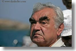 bushy, emotions, europe, eyebrows, greece, horizontal, men, naxos, people, sad, serious, thick, photograph